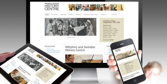 Wiltshire and Swindon History Centre